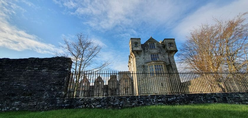 Sehenswertes in Donegal Castle