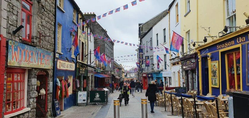 Ausflüge mit Familie in Galway
